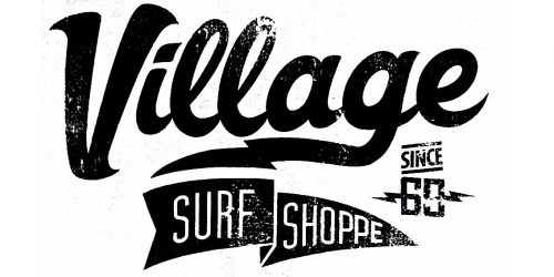 Village Surf Shoppe logo
