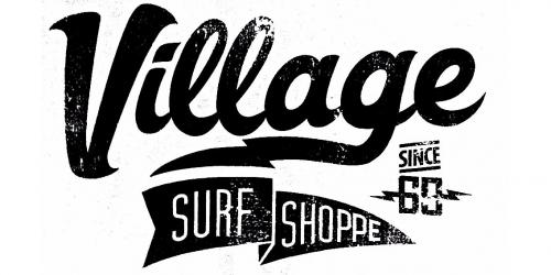 Village Surf Shoppe logo